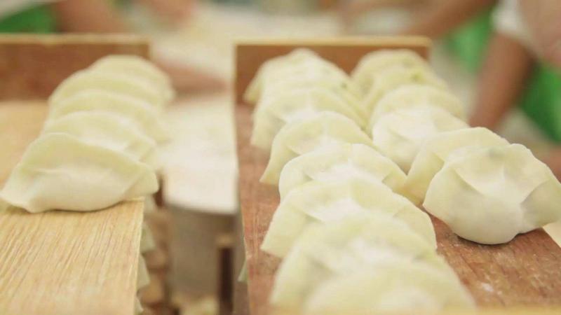 打开你的味蕾,碧海食品素水饺让你唇齿